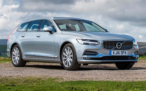 2016 Volvo V90 Inscription (UK) - Wallpapers and HD Images