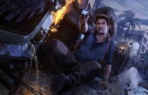 Naughty Dog will reveal Uncharted 4's Bounty Hunter