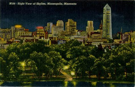 Penny Postcards from Hennepin County, Minnesota