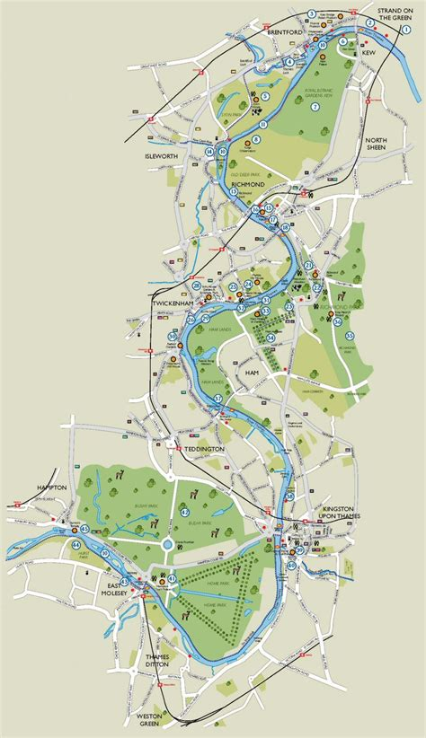 Treasures by the Thames | Thames Landscape Strategy