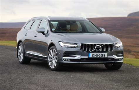 Review: The new Volvo V90 is the best-looking estate on