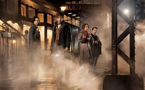 Fantastic Beasts And Where To Find Them: Olympics trailer