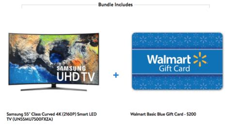Samsung 55″ Curved 4K Smart TV Just $465 Shipped After