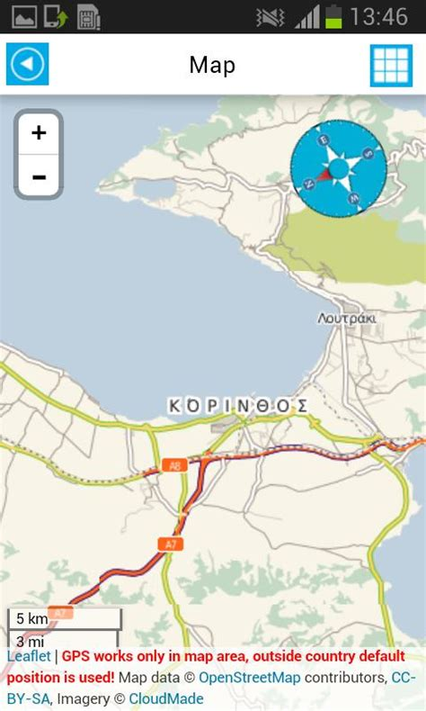 Greece Offline Map & Weather for Android - APK Download