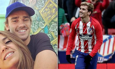 Antoine Griezmann and his wife start Barcelona house