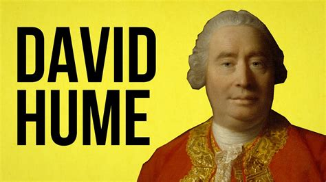 PHILOSOPHY - David Hume - The Mind Voyager