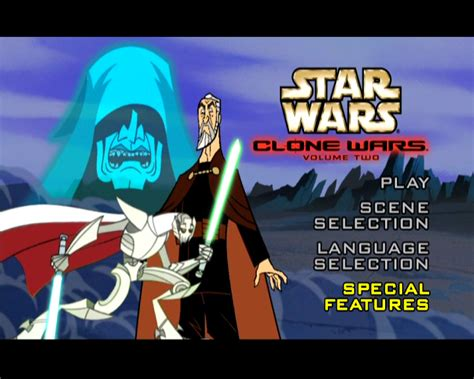 Star Wars - Animated Clone Wars Vol 2 DVD (ON SALE NOW)
