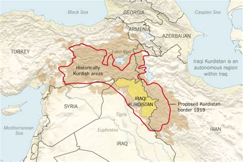 Lessons From the Idea, and Rejection, of Kurdistan
