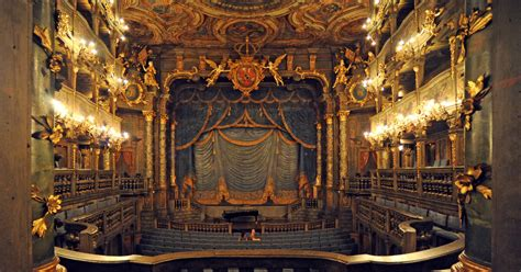 Margravial Opera House Bayreuth - UNESCO World Heritage Centre