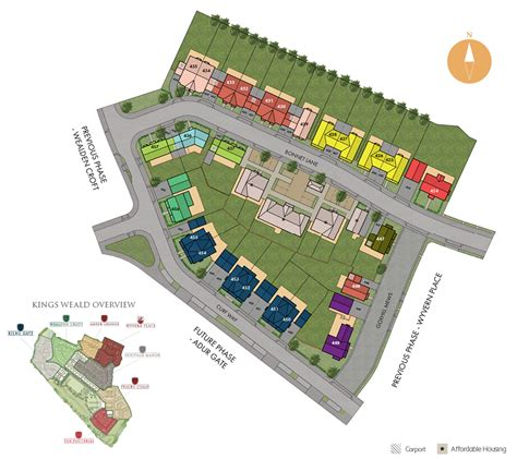 New Homes | Amber Grange, Burgess Hill, Kings Weald Phase