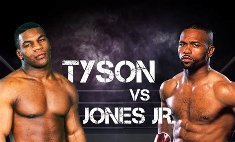 Mike Tyson v Roy Jones Jr: How To Watch The Fight From
