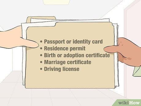 How to Get a National Insurance Card: 9 Steps (with Pictures)