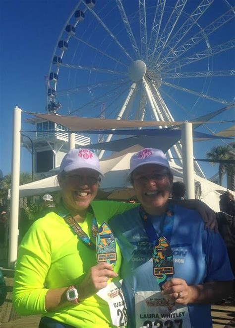 A run to remember: Conquering the Myrtle Beach Mini