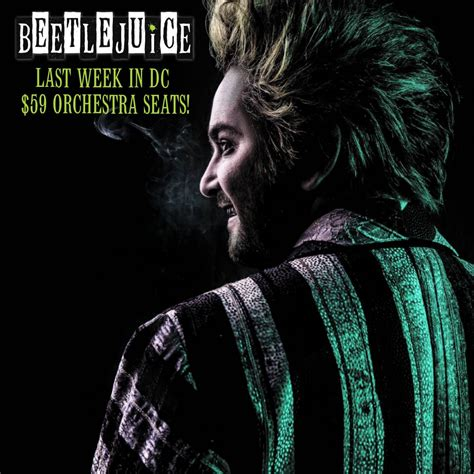 Beetlejuice The Musical Review - Showing At The National
