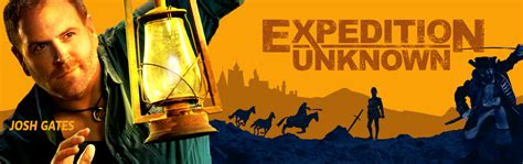 EXPLORER JOSH GATES SETS OUT ON ALL-NEW THRILLING
