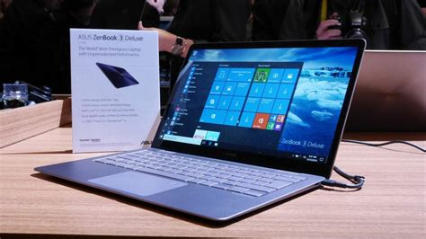 Asus ZenBook 3 Deluxe UX490UA Review   Trusted Reviews