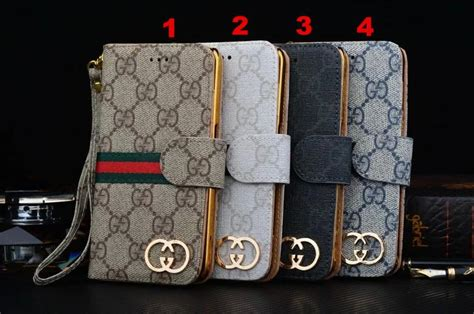 Gucci Leather Wallet Phone Case For iPhone 11 50% Off