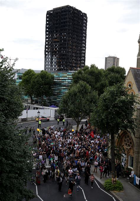 Grenfell fire, 2 months on: Inquiry begins as hundreds