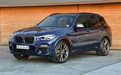 2017 BMW X3 M40i (ZA) - Wallpapers and HD Images | Car Pixel