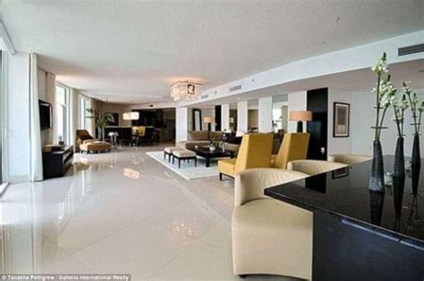 Floyd Mayweather's Miami penthouse he decided to keep