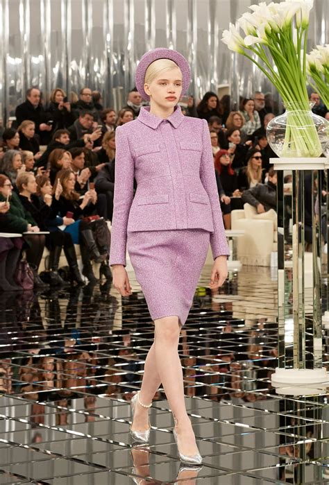 CHANEL SPRING SUMMER 2017 HAUTE COUTURE COLLECTION   The