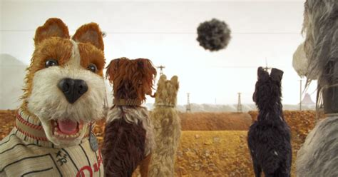 Wes Anderson's 'Isle of Dogs' is Rated PG-13 For 'Violent