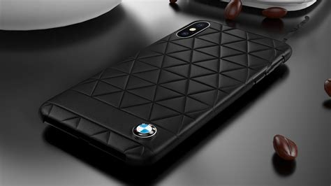 BMW ® Apple iPhone X Official Superstar zDRIVE Leather