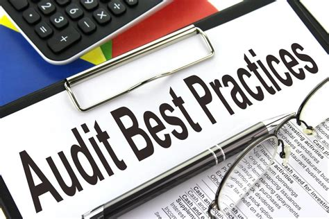 Audit Best Practices - Free of Charge Creative Commons