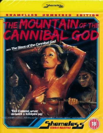 The Mountain Of The Cannibal God (Blu-ray) (Import) - Blu