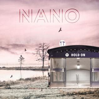 Hold On (Nano song) - Wikipedia