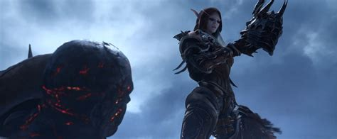 Sylvanas is back for better or worse for the new World of