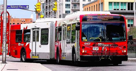 OC Transpo Bus Fares Will Increase Yet Again By The End Of