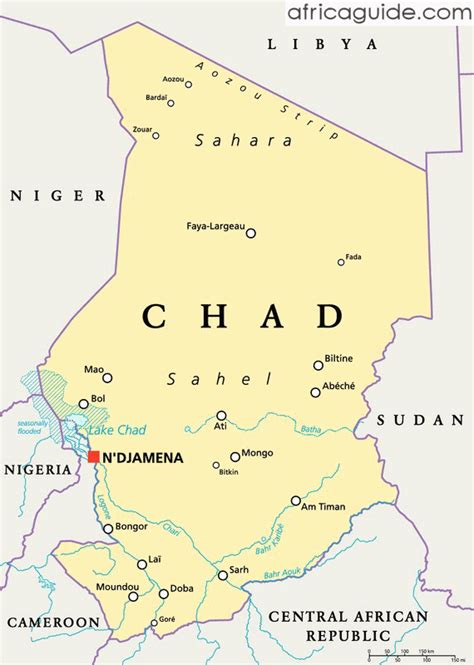 Chad Travel Guide and Country Information