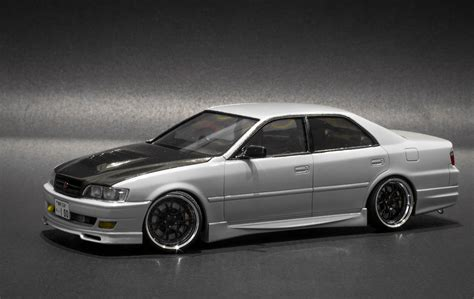 Toyota Chaser - One Week Challenge - Complete - Model Cars