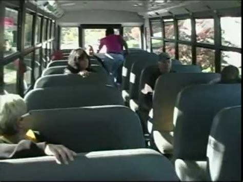LCS School Bus Safety Team at Work - YouTube