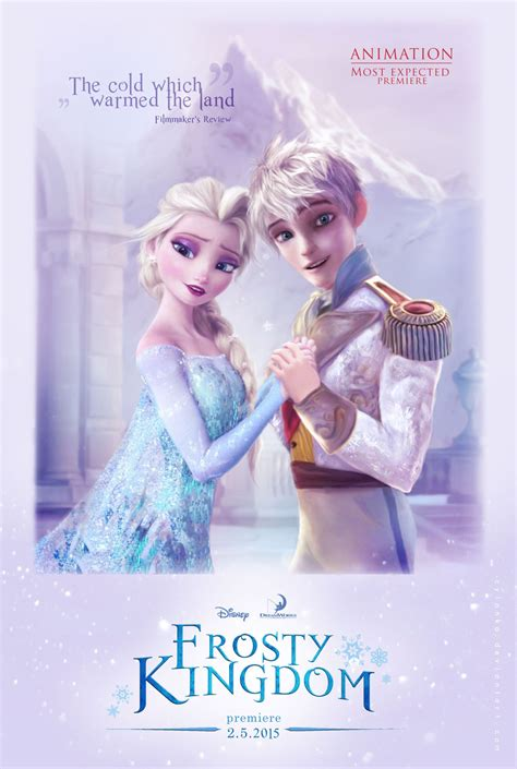 Elsa and Jack Frost in Frosty Kingdom - Elsa the Snow