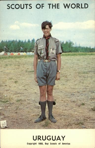 Scouts of the World: Uruguay Boy Scouts