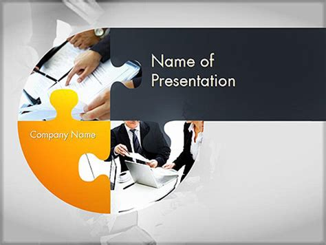 Project Kickoff Meeting PowerPoint Template, Backgrounds
