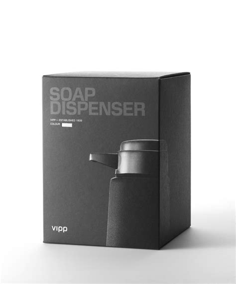 » Vipp packaging design by Vipp & Boxhouse
