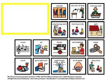 Pictogram autism — create documents with pictogram images