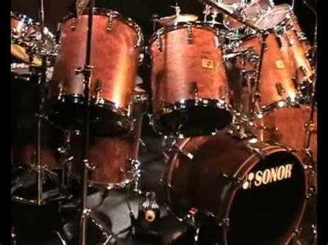 BIGGEST SONOR SIGNATURE SET - made for heavy drumming