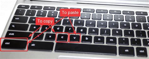 How to Copy and Paste on Chromebook | TechyThing
