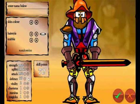 Swords And Sandals 2 Full Version , Hack & cheat ! - YouTube