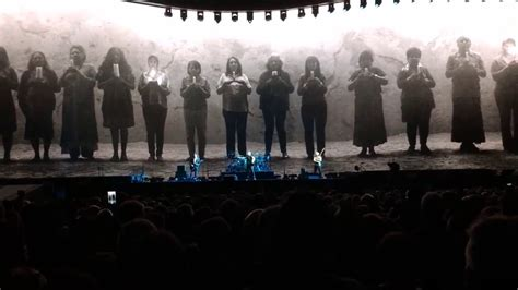 U2 Mothers Of The Disappeared (Multicam HD Audio) Joshua