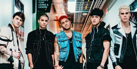 EXCLUSIVE: CNCO talks the 'surprises' they have in store