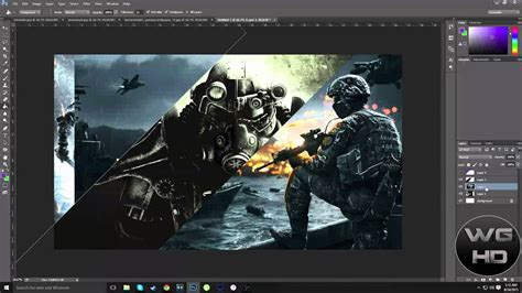 How To Make A Cool Twitch/YouTube Banner! - YouTube