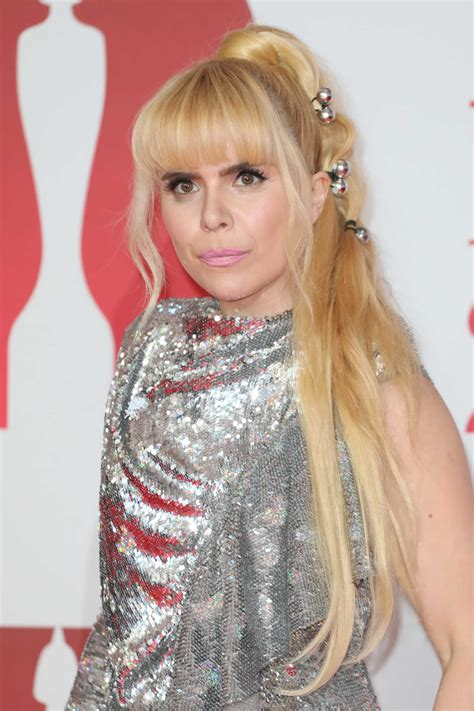 Paloma Faith Attends the 2018 Brit Awards at the O2 Arena