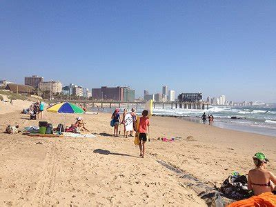 Durban beaches closed after weather alert