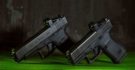 Brand new: GLOCK 43X MOS and GLOCK 48 MOS – Factory