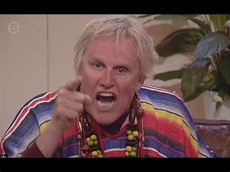 Gary Busey Gets SUPER Angry MAD And EXPLODES On A Guy